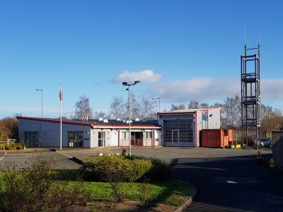 Wellesbourne Fire Station
