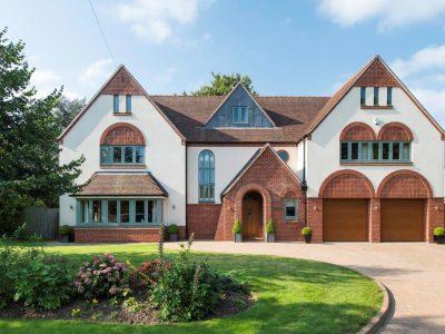 New House Tiddington