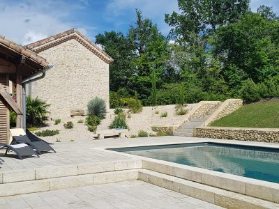 Le Grand Verger – Swimming Pool