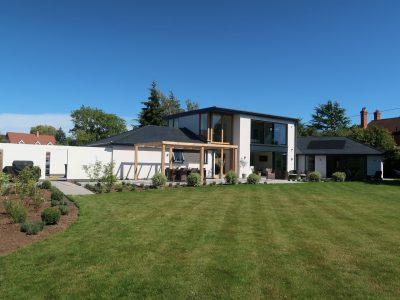 New Dwelling, Welford